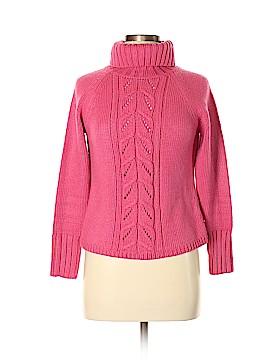 Ann Taylor LOFT Turtleneck Sweater Size M (Petite)