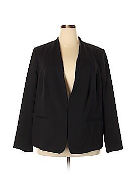 Liz Claiborne Blazer Size 22 (Plus)