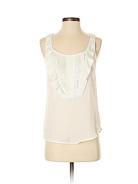 LC Lauren Conrad Sleeveless Blouse Size XS