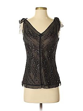 Express Sleeveless Silk Top Size S