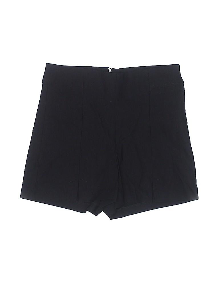Aqua Women Dressy Shorts Size S