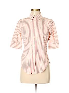 Ralph Lauren Short Sleeve Button-Down Shirt Size 8