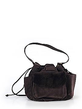 Ugg Australia Leather Bucket Bag One Size