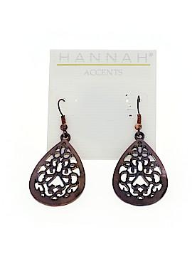 Hannah Earring One Size