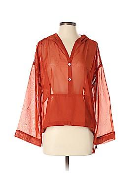 Yanuk Long Sleeve Blouse Size S