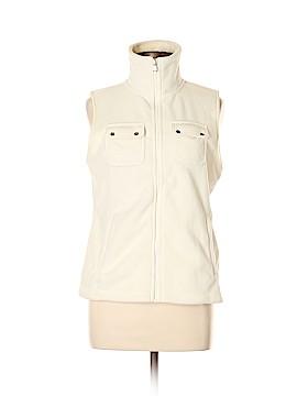 Chaps Sweater Vest Size L (Petite)