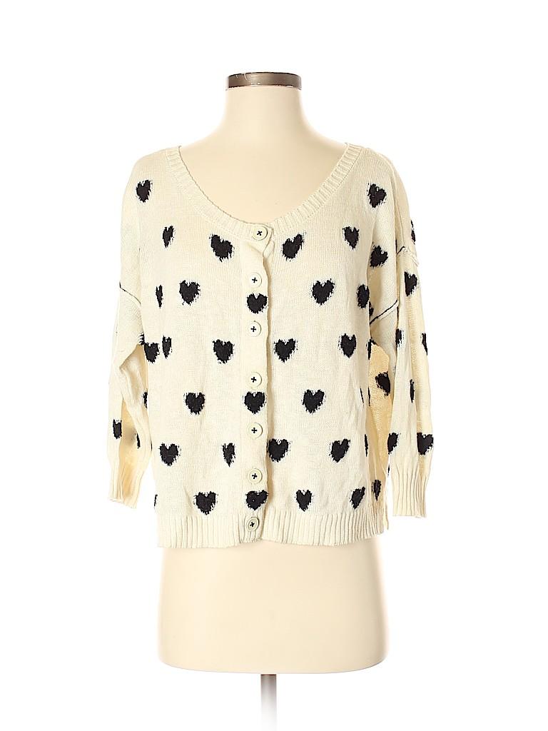 Moth Women Cardigan Size S (Petite)