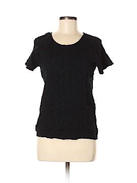J.jill Short Sleeve Blouse Size M (Petite)