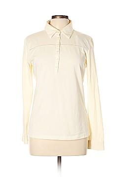 Fila Long Sleeve Polo Size L