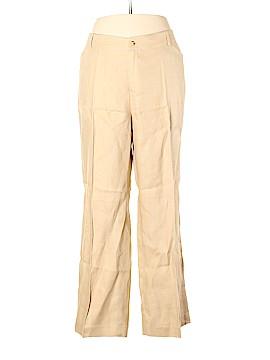 Lauren by Ralph Lauren Linen Pants Size 18W (Plus)