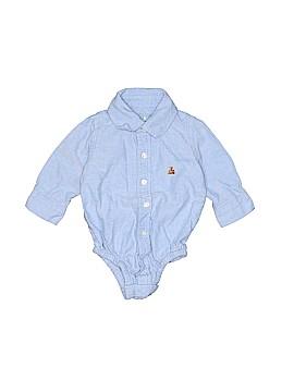 Baby Gap + Peanuts Long Sleeve Onesie Size 3-6 mo