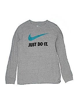 Nike Long Sleeve T-Shirt Size X-Large (Youth)