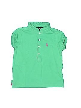 Ralph Lauren Short Sleeve Henley Size 3T - 3