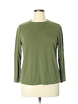 DressBarn Long Sleeve T-Shirt Size 14 - 16