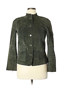 Silx Leather Jacket Size 10