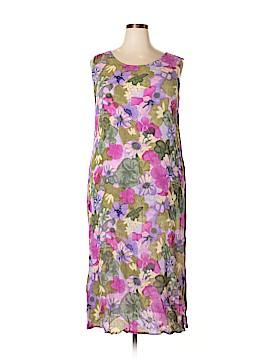Fashion Bug Casual Dress Size 18 (Plus)