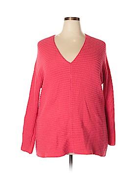 Ellen Tracy Pullover Sweater Size 2X (Plus)