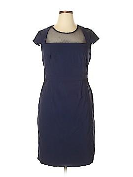 Black Saks Fifth Avenue Casual Dress Size 16