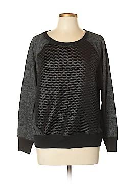 Mossimo Sweatshirt Size 0X (Plus)