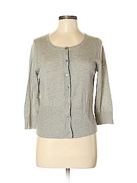 Nili Lotan Silk Cardigan Size M