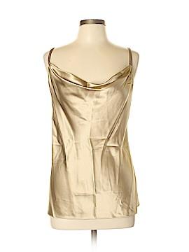 Worth New York Sleeveless Silk Top Size 10
