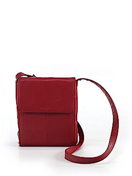 Nine West Leather Crossbody Bag One Size