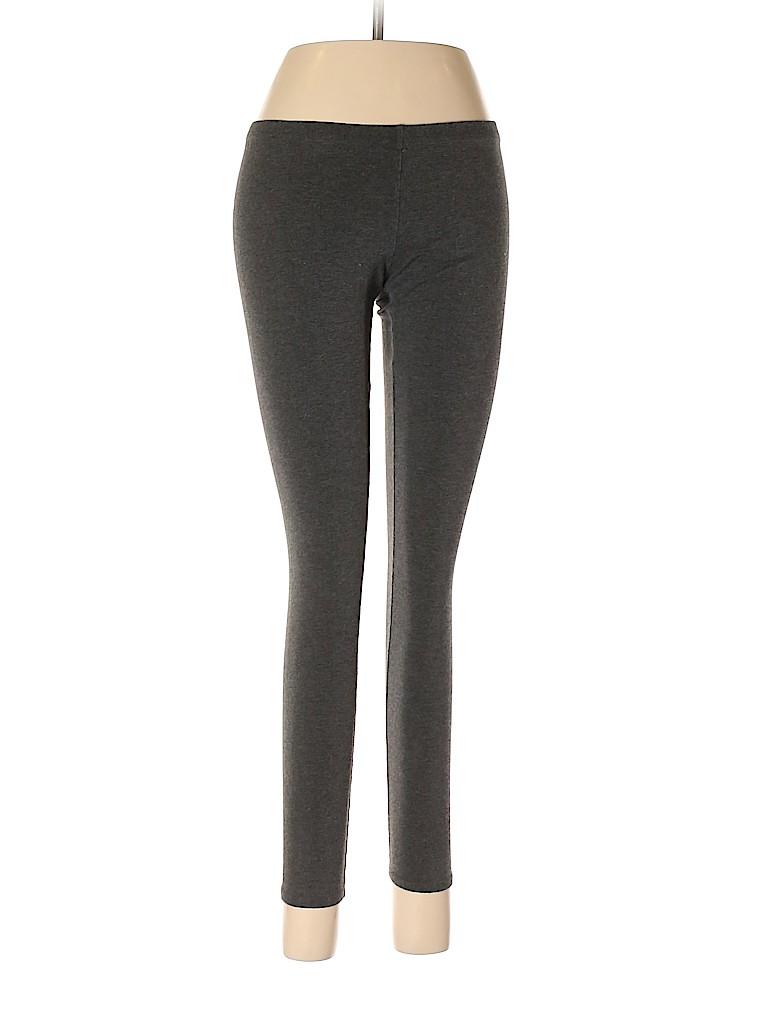 24fc58fa04cfc LC Lauren Conrad Solid Gray Leggings Size S - 73% off | thredUP