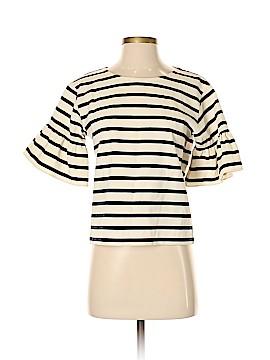 J. Crew Short Sleeve Blouse Size XXS