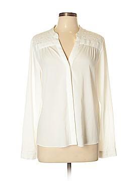 Karl Lagerfeld Long Sleeve Blouse Size L