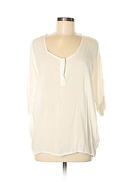 Splendid Short Sleeve Blouse Size M