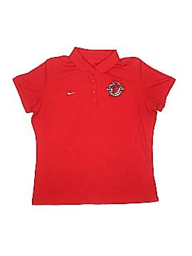 Nike Short Sleeve Polo Size 16 - 18
