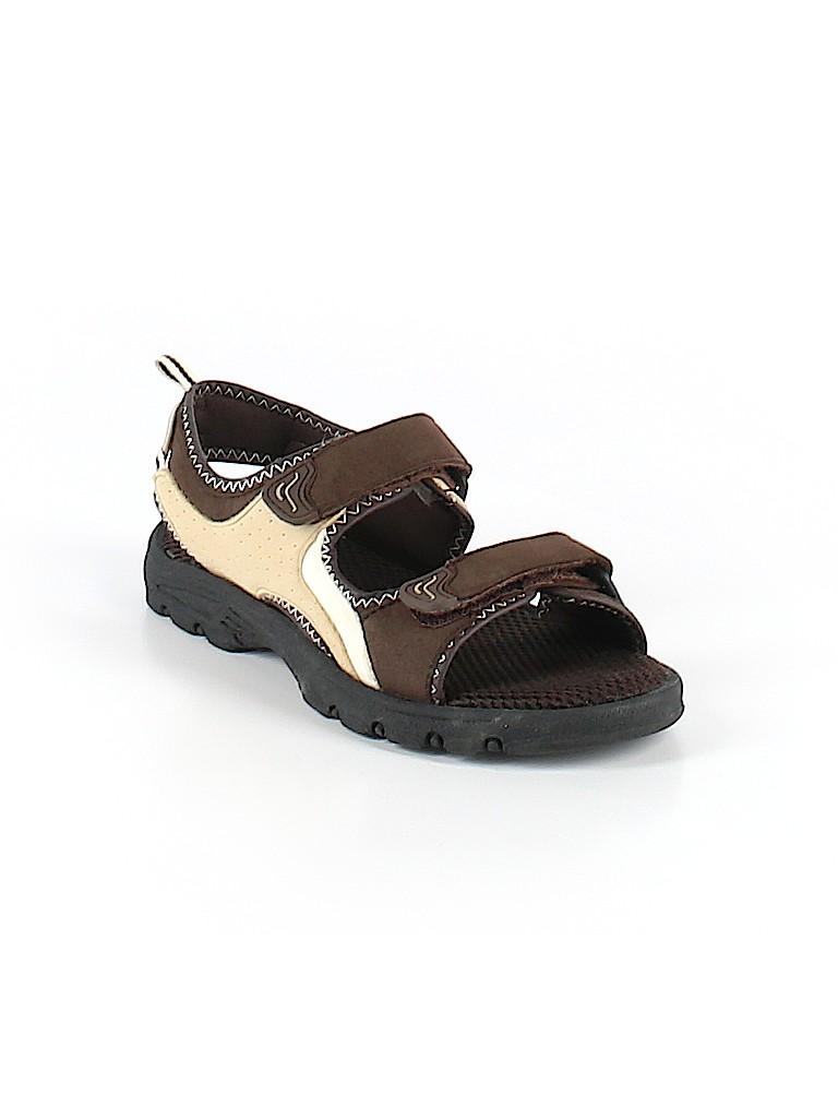 da9c168a1 Gap Solid Brown Sandals Size 1 - 60% off