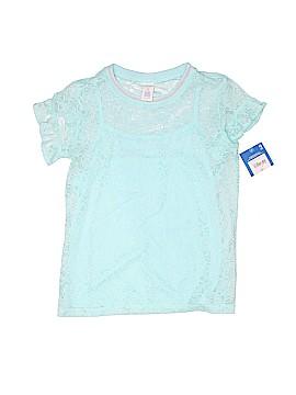 Arizona Jean Company Short Sleeve Top Size 14