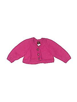 Tea Wool Cardigan Size 6-12 mo