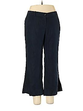 Ann Taylor LOFT Linen Pants Size 16 (Petite)