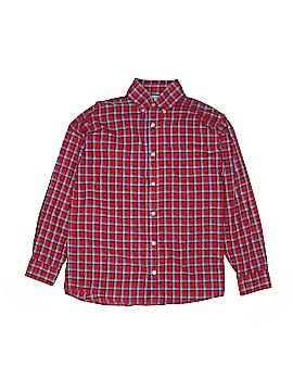 Bella Bliss Long Sleeve Button-Down Shirt Size 12