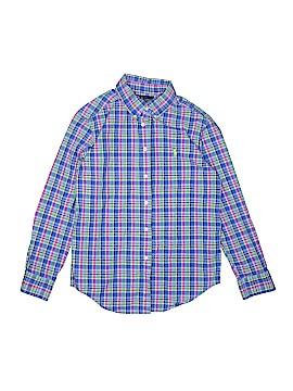 Polo by Ralph Lauren Long Sleeve Button-Down Shirt Size 10 - 12
