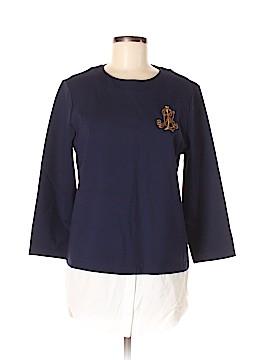 Lauren by Ralph Lauren Long Sleeve Blouse Size M