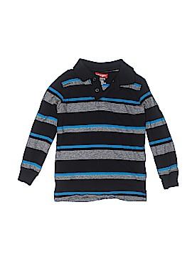 Wrangler Jeans Co Long Sleeve Polo Size S (Kids)