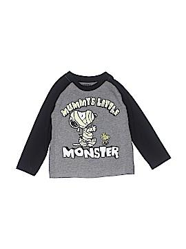 Peanuts Long Sleeve T-Shirt Size 5T