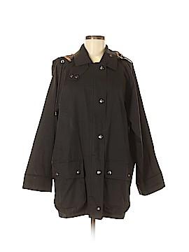 Burberry Coat Size M