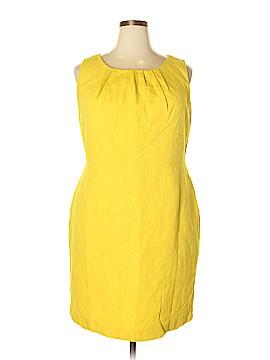 Worthington Casual Dress Size 20 (Plus)