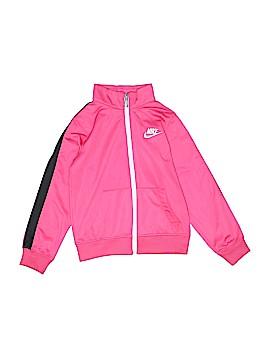 Nike Track Jacket Size 6X