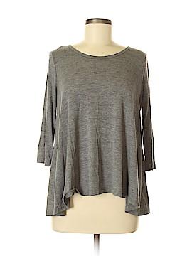 Lush 3/4 Sleeve Top Size M