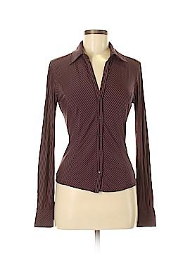 Express Long Sleeve Button-Down Shirt Size M