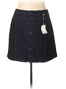 Style&Co Denim Skirt Size 18 (Plus)