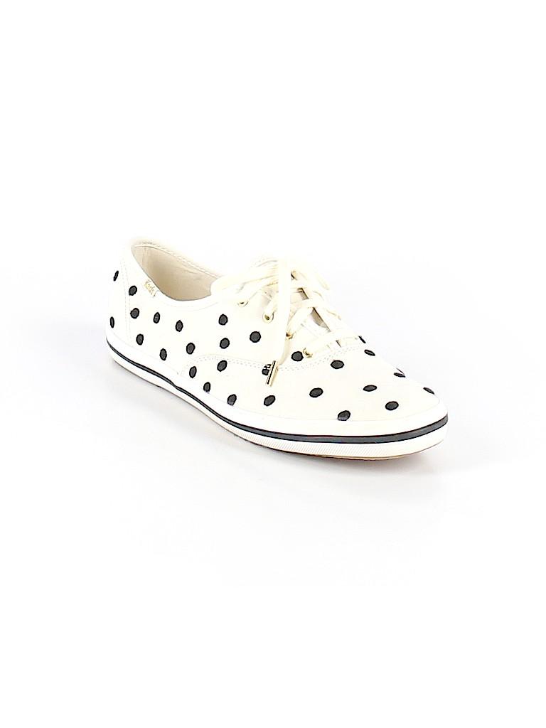 1186b7c52573 Kate Spade New York Polka Dots Black Sneakers Size 9 1 2 - 82% off ...
