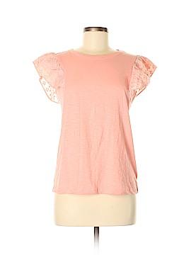 Pepin Short Sleeve Top Size M