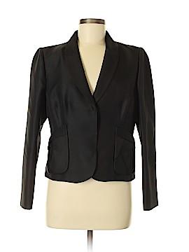 Valentino Silk Blazer Size 12