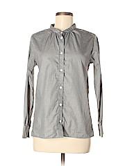 A.P.C. Long Sleeve Button-down Shirt